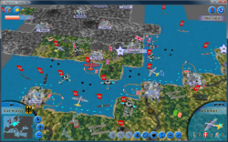 Aggressors screenshots - 3D Turn Based Strategy - Ready to bomb
