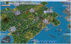 Aggressors screenshots - 3D Turn Based Strategy - Bird´s Eye