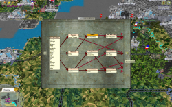 Aggressors screenshots - 3D Turn Based Strategy - Invention tree