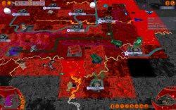 "Aggressors screenshots - 3D Turn Based Strategy - New ""Arteidis"" look and new mod rules"