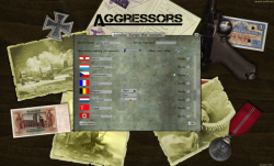 Aggressors screenshots - 3D Turn Based Strategy - Vytvoření multiplayer hry