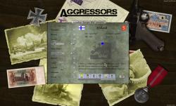 Aggressors screenshots - 3D Turn Based Strategy - Choosing player