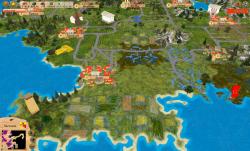 Aggressors screenshots - 3D Turn Based Strategy - Vylepšení terénu