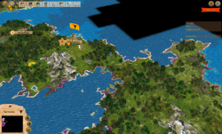 Aggressors screenshots - 3D Turn Based Strategy - First steps of a new civilization