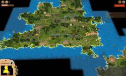 Aggressors screenshots - 3D Turn Based Strategy - British islands before Romans invasion