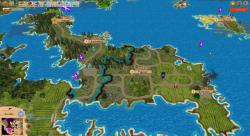Aggressors screenshots - 3D Turn Based Strategy - Boj o ostrov Euboea