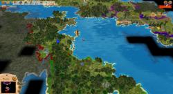 Aggressors screenshots - 3D Turn Based Strategy -