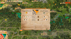 Aggressors screenshots - 3D Turn Based Strategy - List of trade agreements