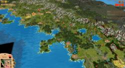 Aggressors screenshots - 3D Turn Based Strategy - Království Epirus