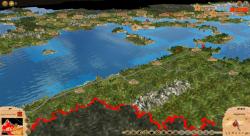 Aggressors screenshots - 3D Turn Based Strategy - Western Roman Empire AD395