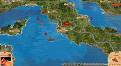 Aggressors screenshots - 3D Turn Based Strategy - Hlavní město Řím