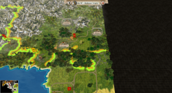 Aggressors screenshots - 3D Turn Based Strategy - Ptolemaiovci útočí